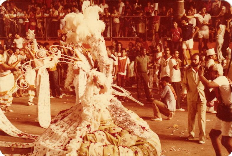 Carnival Mile, Rio De Janeiro 1982. Photo: John Atack