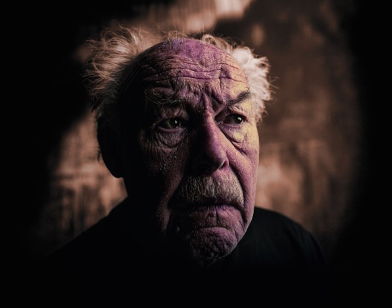 Timothy West as Lear. Photo: Paul Blakemore