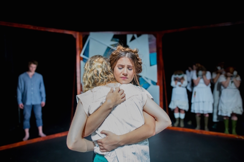 Out Of Sky by Splint Theatre. Photo: Paul Blakemore